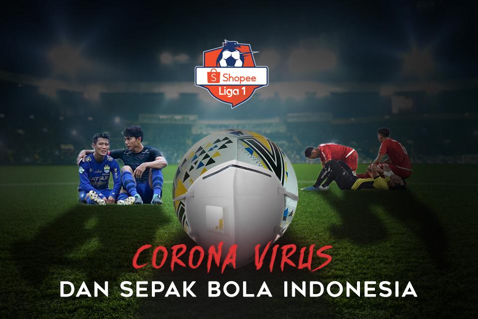 Bagai Mana Pertandingan Sepak Bola Di Kala Pandemic Corona