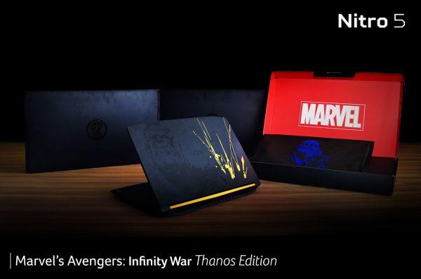 Acer Nitro 5 Thanos Edition