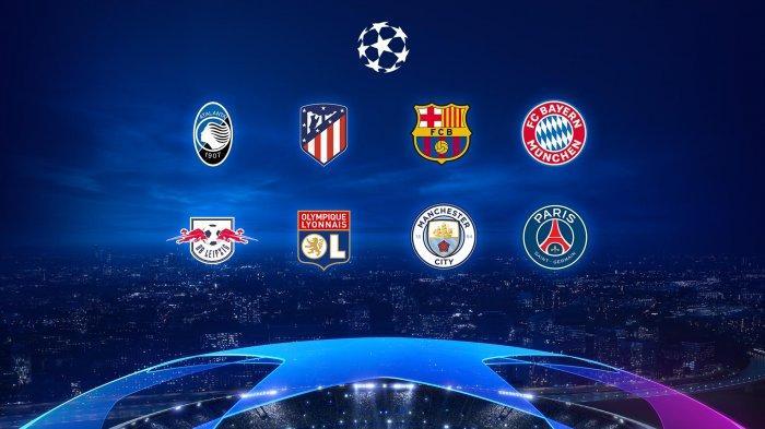 Jadwal Perempat Final Liga Champions Terbaru