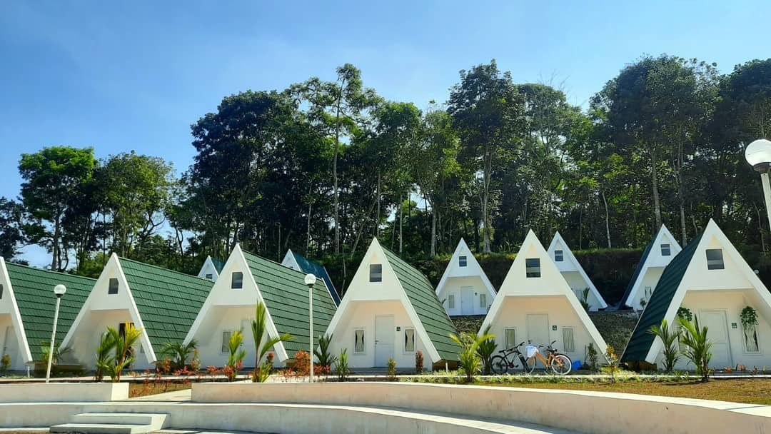 Penginapan Hits D'Kaliurang Resort dan Convention dengan View Terbaik