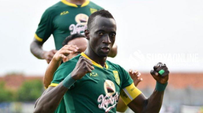 Semakin Dekat dengan Makan Konate, Kapten Utama Persebaya Musim Liga 1 2020